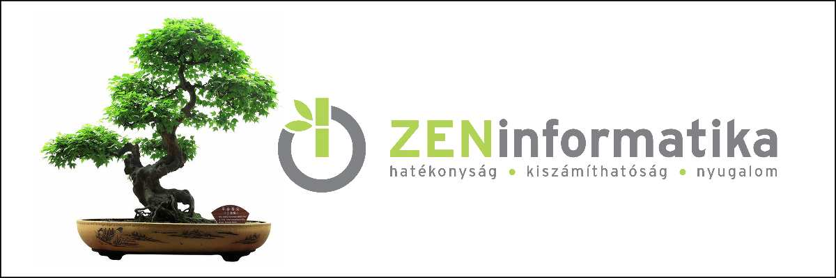 ZenForce távfelügyeleti és távmenedzsment rendszer